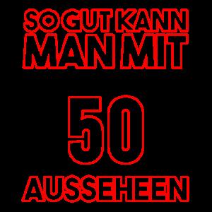 50. Geburtstag Party & Geschenk