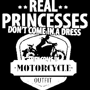 Real Princesses Motorcycle