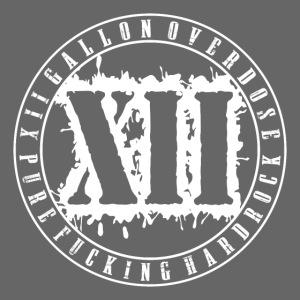 XII Gallon Overdose Logo