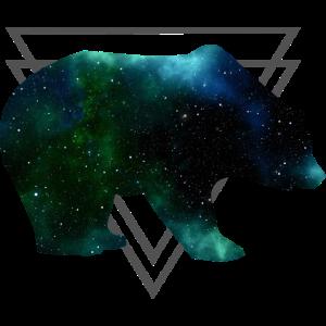 Bär   Galaxie   Dreiecke   Freigeist