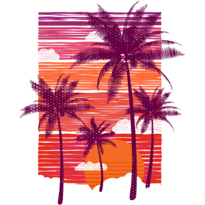 Palmen Paradies 02