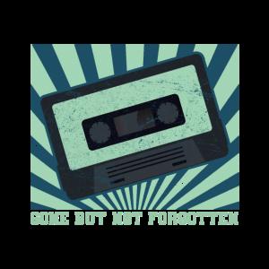 Audiokassette Retro Geschenk