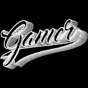 Gamer (Schriftzug)