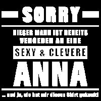 Mann Vergeben - Anna - Frau Freundin Verlobte