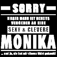 Mann Vergeben - Monika - Frau Freundin Verlobte