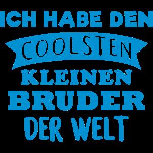 Coolster kleiner Bruder (Schriftzug)