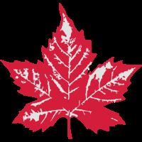 Canada - Kanada - Maple Leaf - Ahornblatt