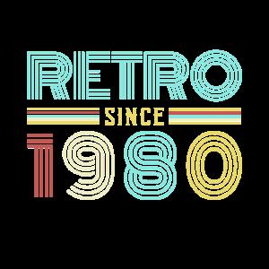 retro - Baujahr 1980