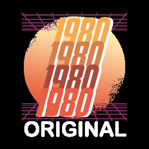 Original 1980, Baujahr 1980