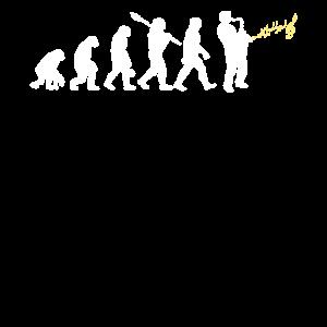 Saxophone Saxophonist Evolution