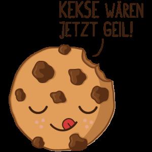 Kekse wären jetzt geil