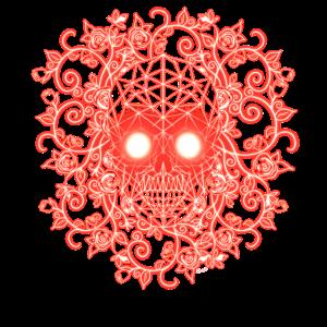 Krasser Geometric Skull!