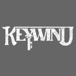 Keywind White Logo