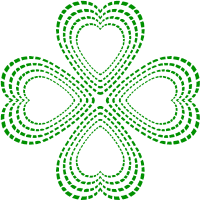 Kleeblatt 12