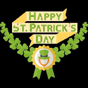 Glücklicher Tag St. Patricks