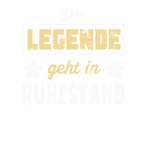 Die Legende geht in Ruhestand