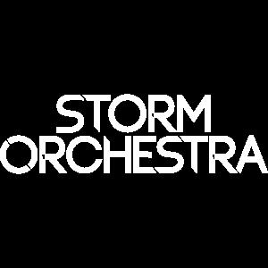 Storm Orchestra - Logo Weiß