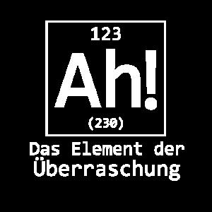 Physik, Chemisches Element, lustiger Spruch, humor