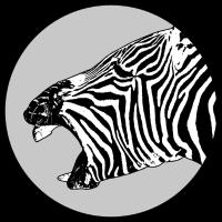 Zebra, Lachen, Humor