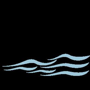 Angelschwimmer/ Sportfischen / Wasser