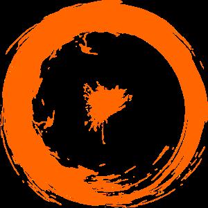 Astronomische Symbole Sonne