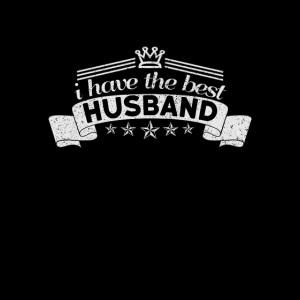 Ich habe den besten Ehemann.