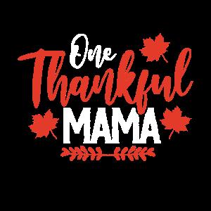 One Thankful Mama