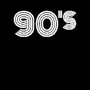 90s Party 90er Jahre 90's Kostüm