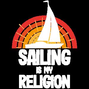 Segeln Segelboot Geschenk Segler Schiff See Yacht