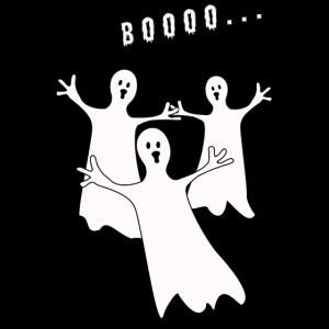 Boooo, Gespenster, Halloween