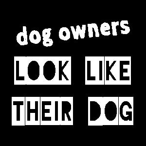 Hundehalter - dog owner