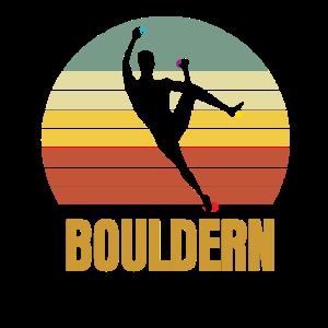 Bouldern Klettern