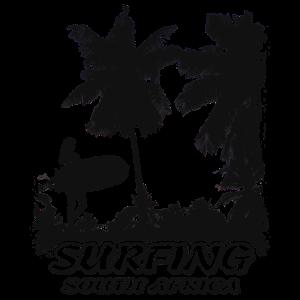 South Africa - Beach - Surfing - Surfer
