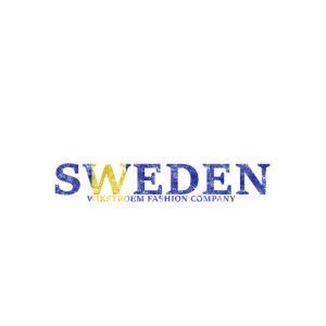 Wikstroem Schweden Elch Sweden Flagge used look
