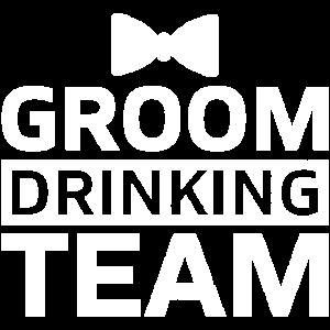 Groom Drinking Team JGA Geschenk