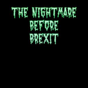 Halloween Brexit Albtraum