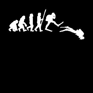 Tauchen Evolution Scuba Diving Taucher Geschenk