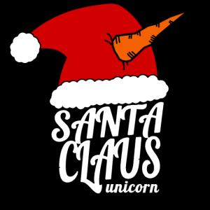 Santa Claus Unicorn