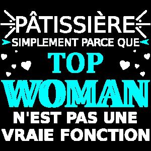 patissière top woman