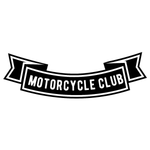 Motorcycle Club Banner