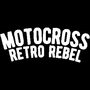 Motorcross Retro Rebel