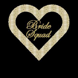 Die Brauts Truppe - Junggesellenabschied Geschenk