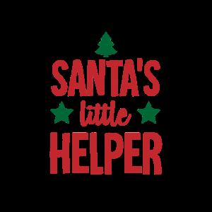 Santa´s Helfer Weihnachten