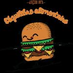 Burger Humour