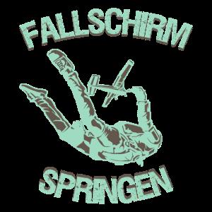 Fallschirmspringen Extremsport Fallschirm