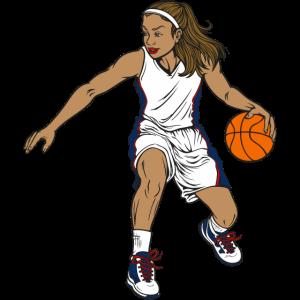Damen Basketball Ball