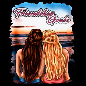 Friendship Goals   Yolo-Artwork