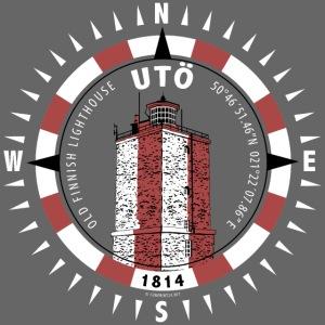 UTÖ MAJAKKA Kompassi - Tekstiilit ja lahjatuotteet