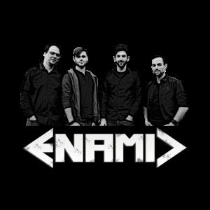 ENAMIC Band Logo