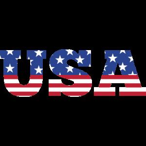 USA - Stars & Stripes